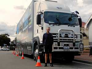 Tassie Truckin': Richard Simmons