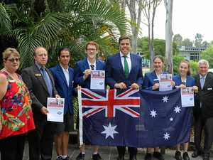 School kids urged to share what Anzac Day means to them