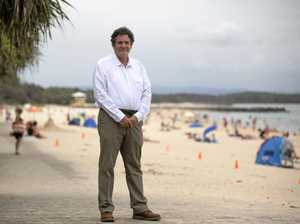Ratepayers sending message 'foreshore'