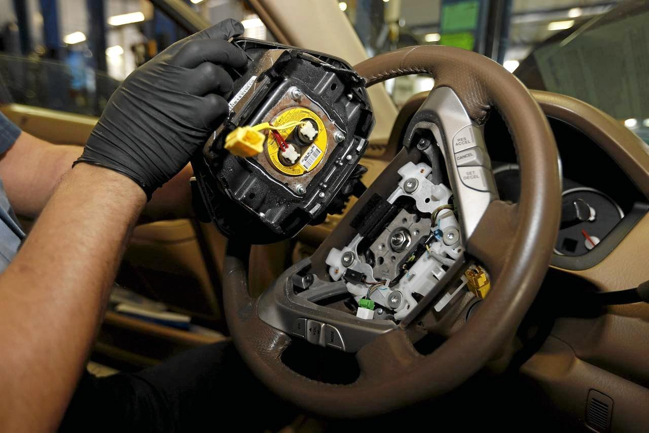 ATTENTION NEEDED: If you own a vehicle affected by the Takata recall, contact your manufacturer.