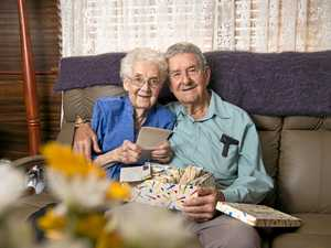Toowoomba couple's letters track a 70-year love story