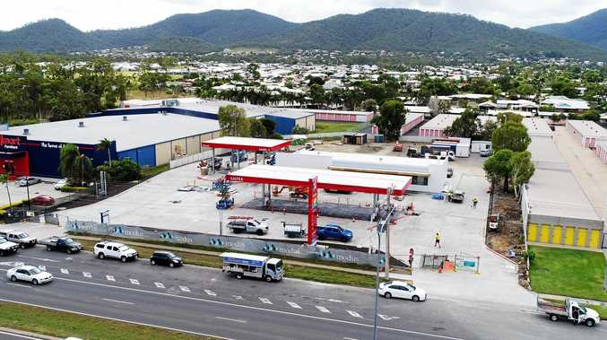 Jobs up for grabs at huge new Rocky truckstop