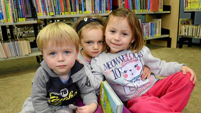 SLASHED: Mother's fury at major library changes