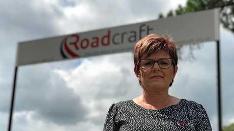 Roadcraft CEO Sharlene Makin.