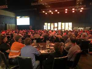 About 200 delegates at Friday morning's RIN Safety Conference heard about the impact of fatigue.