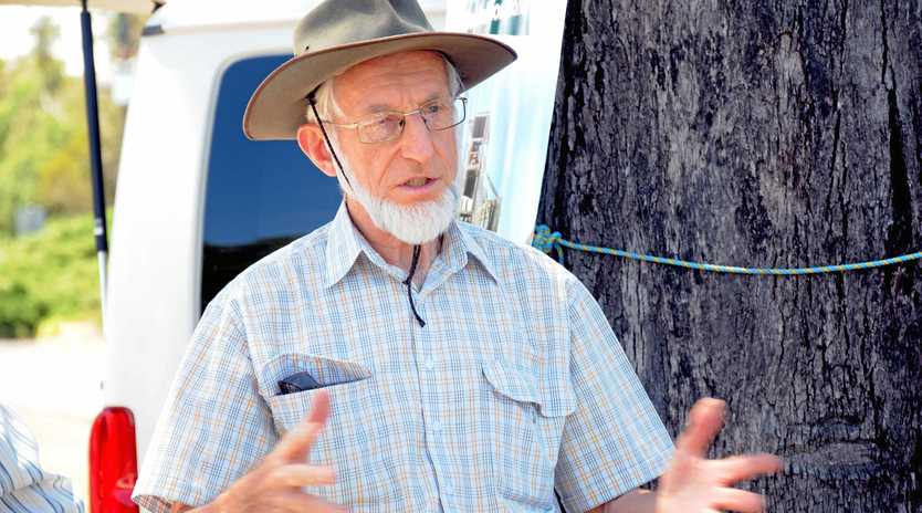 Agricultural chemist Dr John Standley welcomed an earlier decision to deny New Acland Mine an environmental authority.