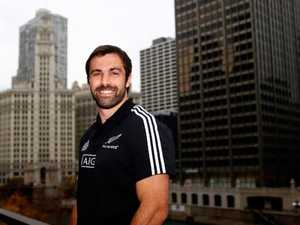 All Blacks legend to hang up the boots