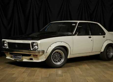 The first example of Holden's LX Torana A9X is predicted to top $275,000