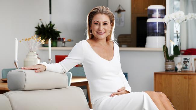 Channel 7 presenter Liz Cantor. Picture: Nigel Hallett