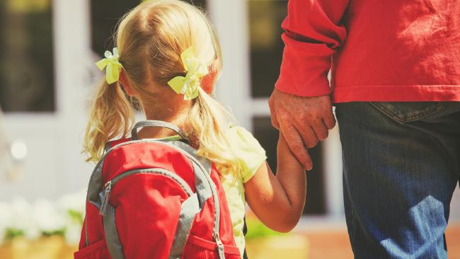 Parents will need to make alternative arrangements next Tuesday when an unprecedented number of childcare centres shut down. Picture: iStock