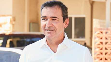 South Australian Premier Steven Marshall. Picture: AAP/Matt Loxton