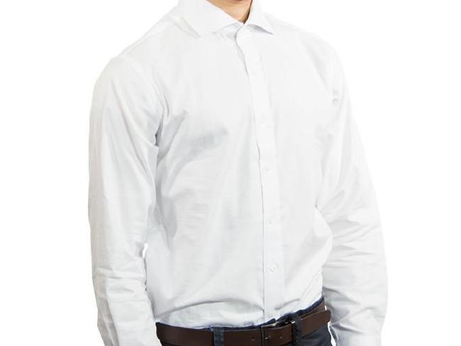 The dress shirt is perfect for those