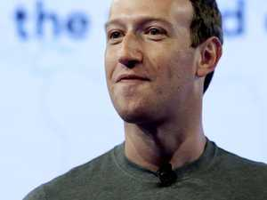 Facebook CEO Mr Zuckerberg was earlier criticised for hus long silence over the Cambridge Analytica debacle, and for failing to directly apologise. Picture: AP Photo/Nam Y. Huh, File