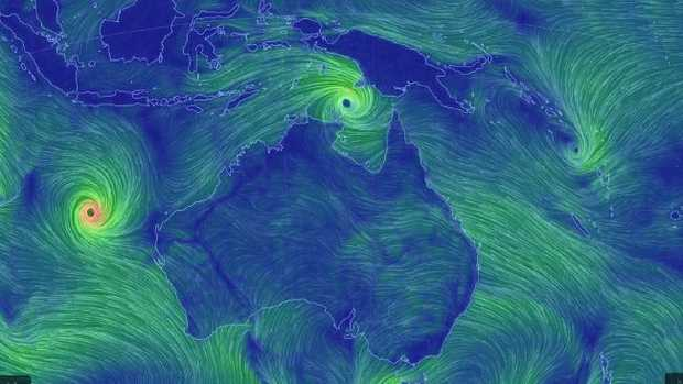 Cyclone Nora to hit western coast of Cape York