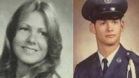 Katie and Brian Maggiore were two of the victims chased and murdered by the East Area Rapist. Picture: FBI