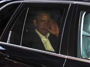 Inside Obama's exclusive Sydney event