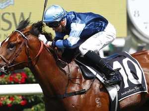 Winx no match for a Slipper-winning colt