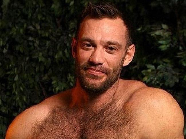 Australian bodybuilder Scott Sherwood.  Picture:  Supplied