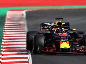 Ricciardo ready to make run at Aussie GP