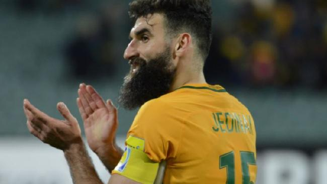 Socceroos skipper Mile Jedinak isn't complaining about the European games.