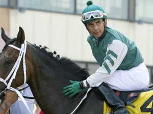 Jockey dies after 'sickening' race fall