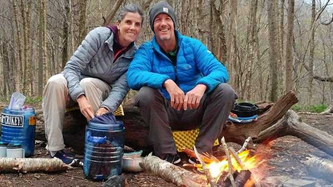 Extreme journey for Rockhampton couple in US wilderness