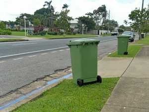 $2523 to curb wheelie bin kerb dawdlers