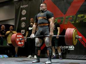 CQ powerlifter sets three Aussie records in comeback comp
