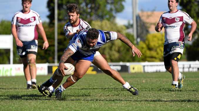 First test for premiers in the Bundaberg Rugby League
