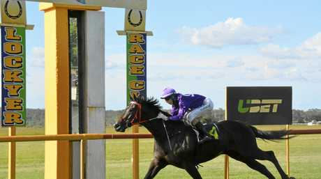 Sure Deal and apprentice Baylee Nothdurft complete a popular win for punters and trainer Michael Nolan in today's Class 4 Handicap at Burgess Park.