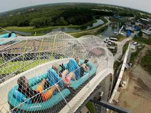 Charges laid over grisly waterslide death