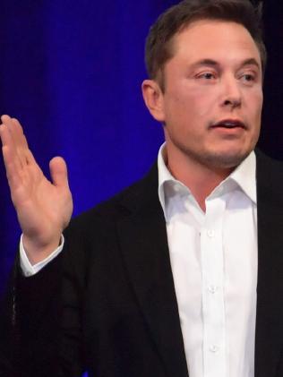 CEO of Tesla, Elon Musk. Picture: AAP
