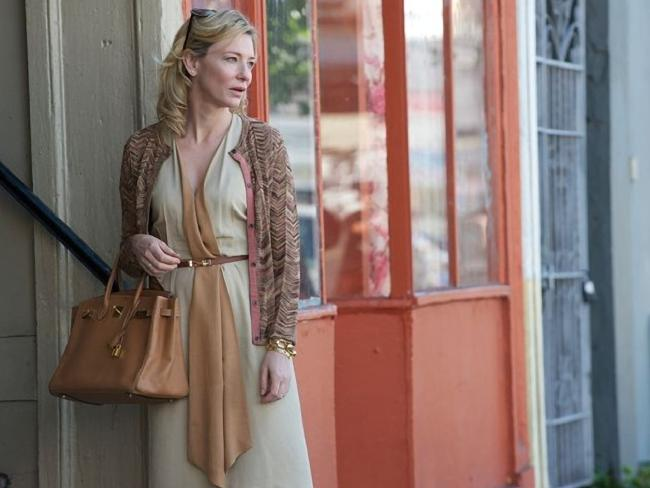 Cate Blanchett in Blue Jasmine. Picture: Supplied