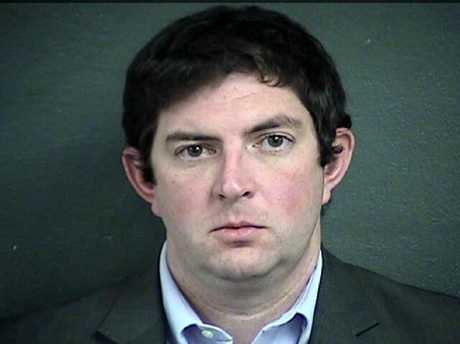 Ex-water park director, Tyler Miles, was charged with involuntary manslaughter. Photo AP