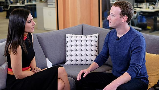 Mark Zuckerberg sat down for an interview with CNN after four days of silence following the scandal.