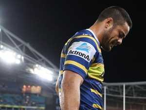 Hayne hurt as Parra stay winless