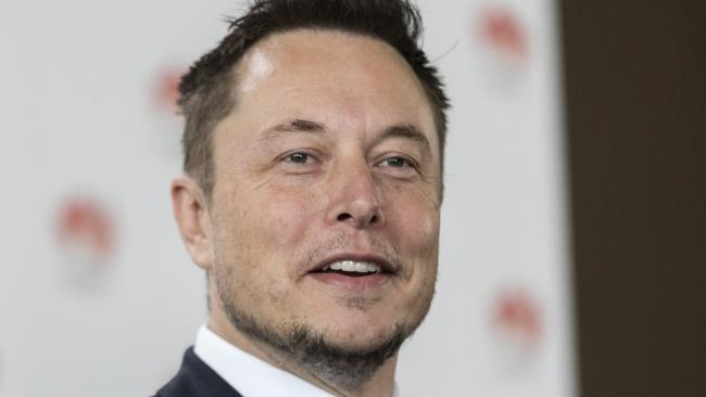 Tesla CEO Elon Musk has deleted Facebook. Picture: AAP