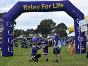 Valley rallies for Relay for Life