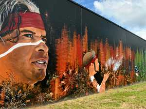 The wondrous Coast mural that's kept in the dark