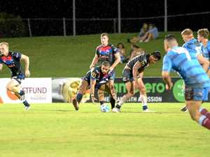 Mackay Cutters to test Pride's patience