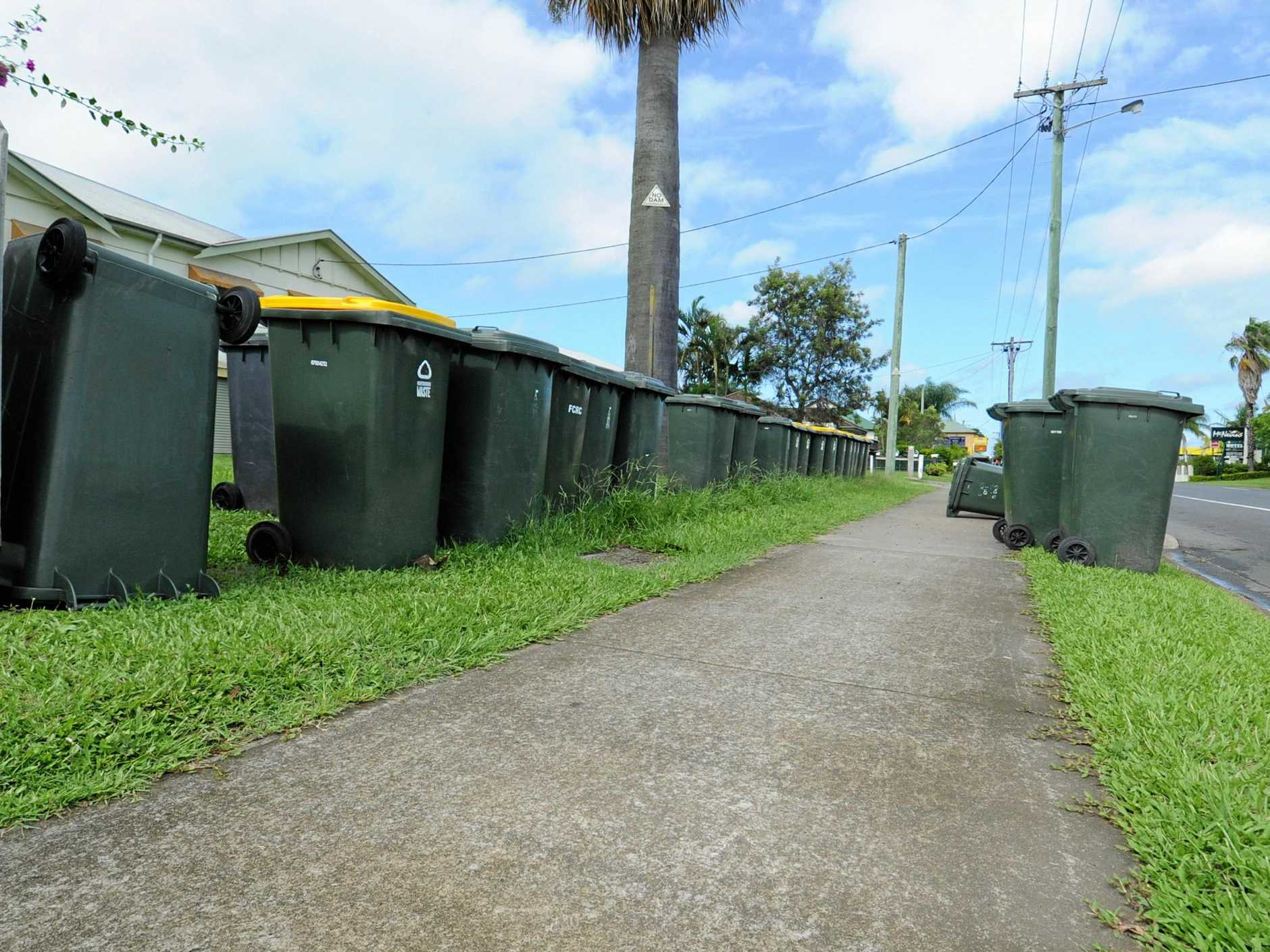 Bundaberg Regional Council says it will not be implementing new laws requiring residents to put their bins away within 24 hours.