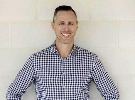 Tenacious Digital founder Brendan Allen.