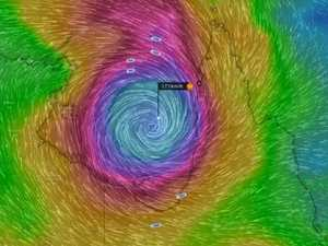 Power, sewage cut: Towns devastated by cyclone