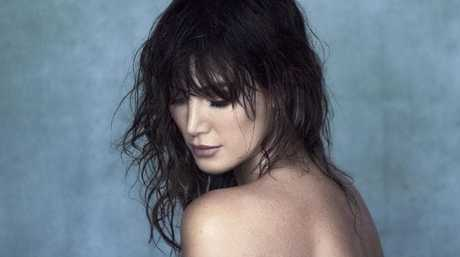 Delta Goodrem is enjoying surprising people with her new single. Pic: Sony