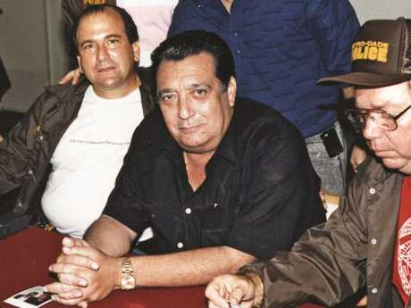 Cuban exile Jose Miguel Battle ran The Corporation — one of the most lucrative organised crime rackets in American history.