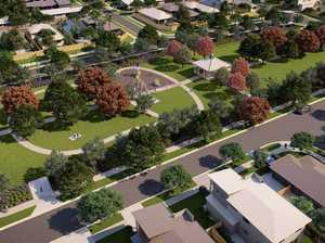 New housing estate reveals luxury parklands