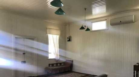 FOR RENT: This beautiful former bank in Helidon has been turned into an Airbnb.