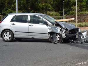 BREAKING: Three-car crash on the Bruxner Highway