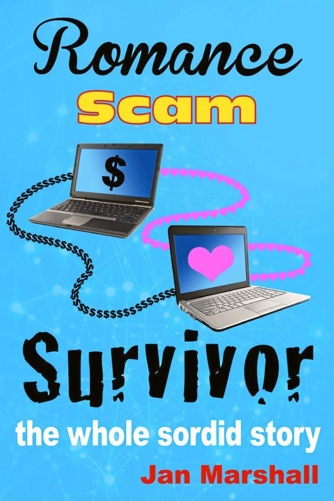 ONLINE LOVE: Jan Marshall's real story, Romance Scam Survivor.