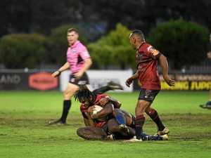 WESTS ON TOP: Side knocks off Premiers